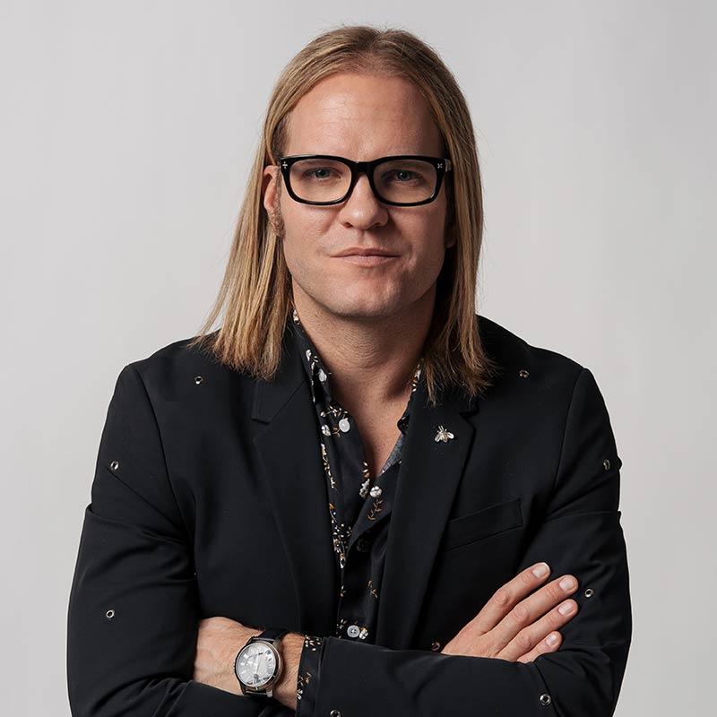 Kurt Dahl, Entertainment Lawyer and Drummer